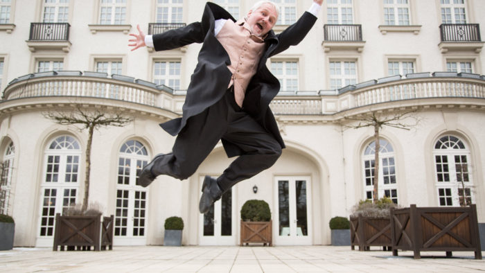 Faces Germany Maitre De Jumping
