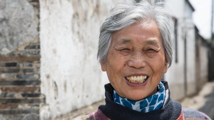 Faces Of Happiness China