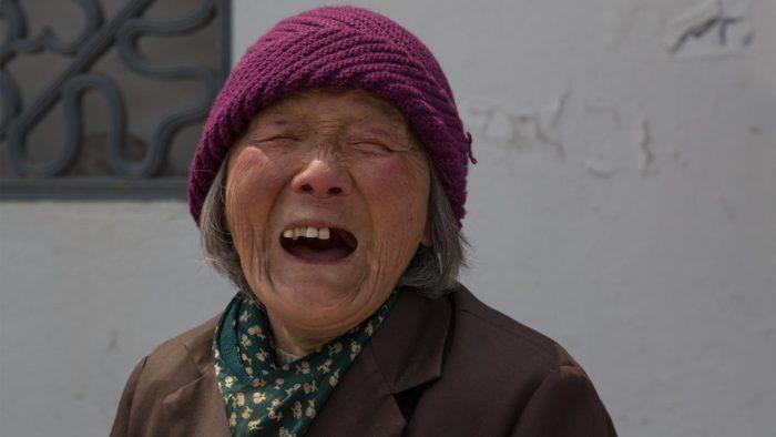 Faces Of Joy China