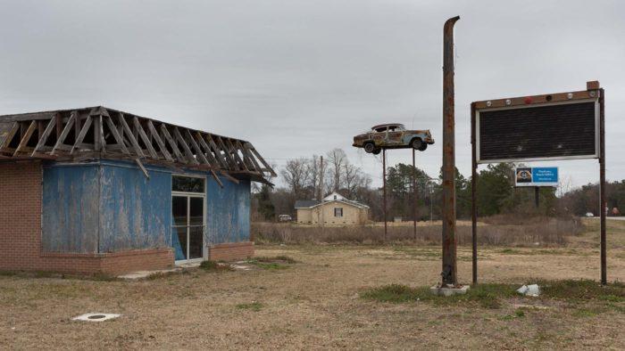Musings Rusted Car CM2 9965